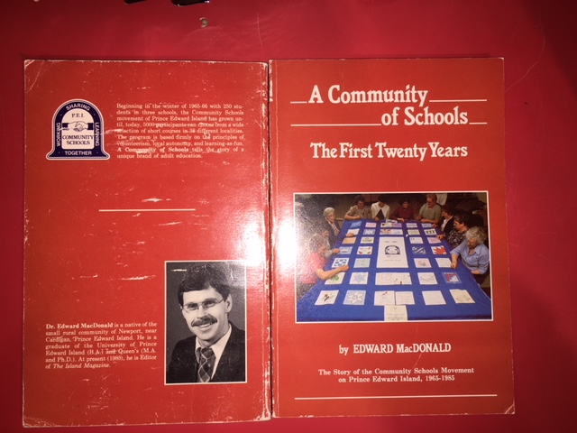 Image for A Community of Schools : The First Twenty Years.  First Edition.