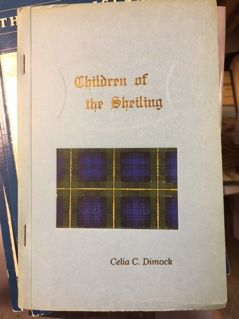 Image for Children of the Sheiling. First Edition, Signed.