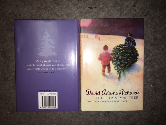 Image for Christmas Tree : Two Tales for the Holidays.  First Edition in dustjacket.