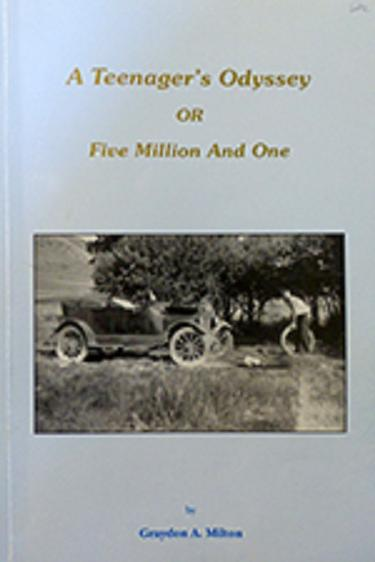 Image for A Teenager's Odyssey or Five Million and One. First Edition