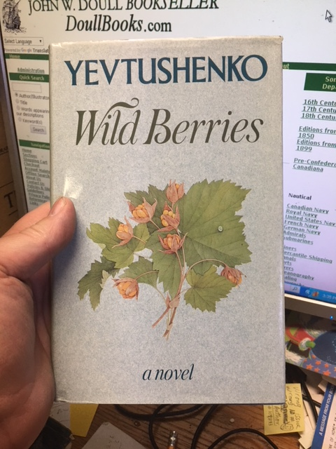 Image for Wild Berries. First British Edition in dustjacket