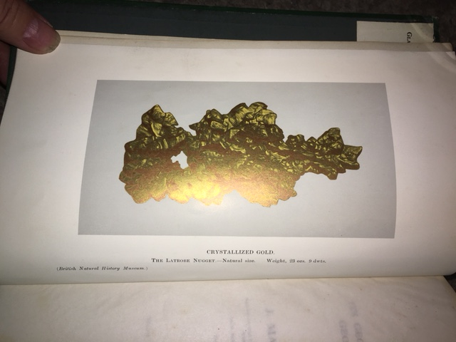 Image for Gold : Its Geological Occurrence and Geographical Distribution. First Edition