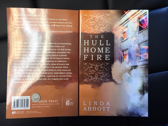 Image for The Hull Home Fire.  First Edition