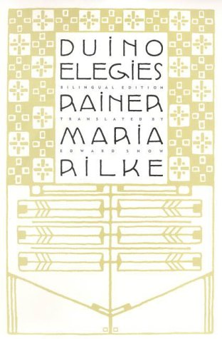 Image for Duino Elegies.  First thus edition in dustjacket.
