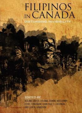 Image for Filipinos in Canada : Disturbing Invisibility.  First Paperback Printing.
