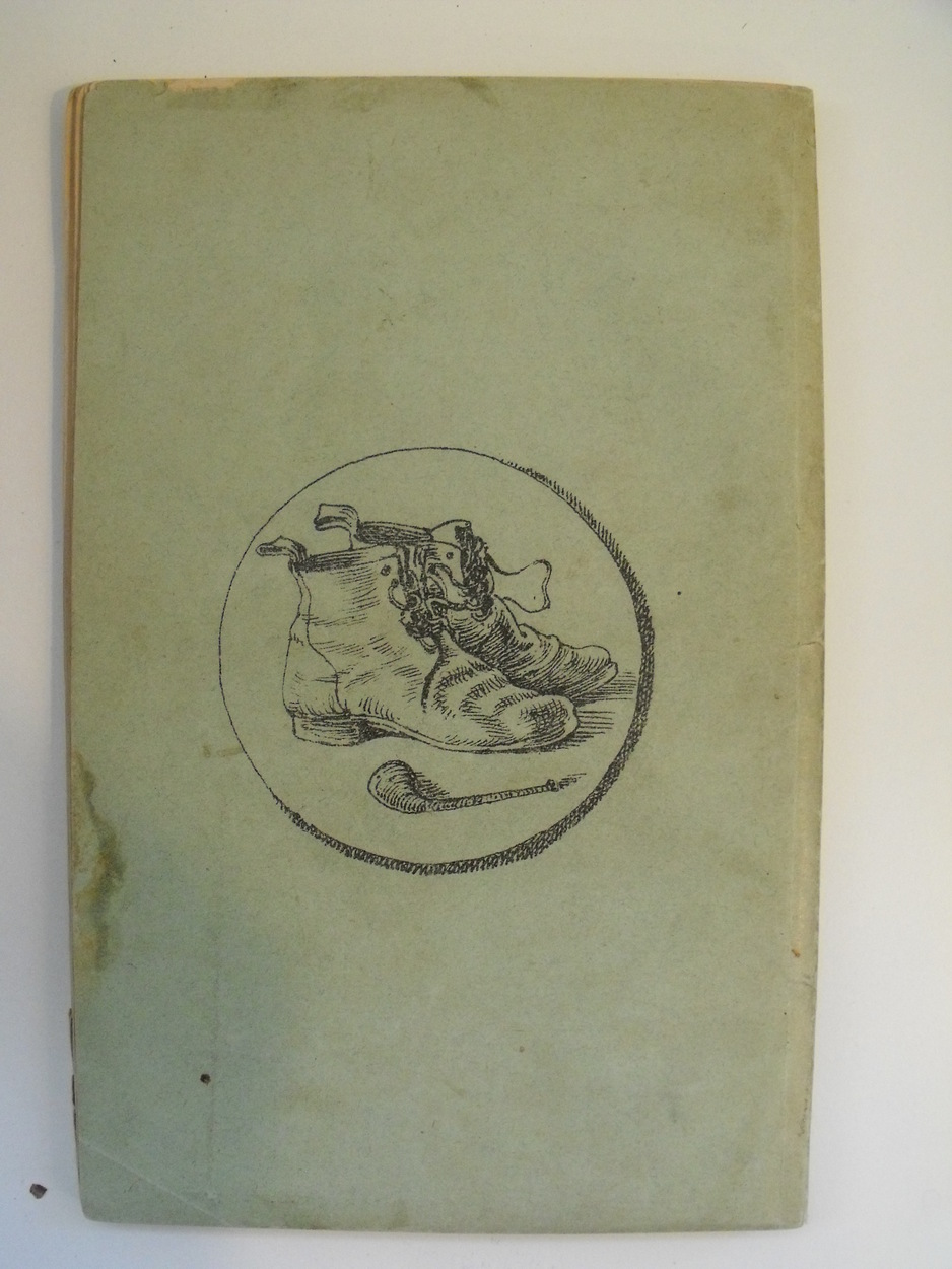 Image for Soldiers Three, A Collection of Stories Setting forth certain Passages in the Lives and Adventures of Privates Terence Mulvaney, Stanley Ortheris, andJohn Learoyd. Indian Railway Library, No. 1.  First Indian Edition, First Issue.