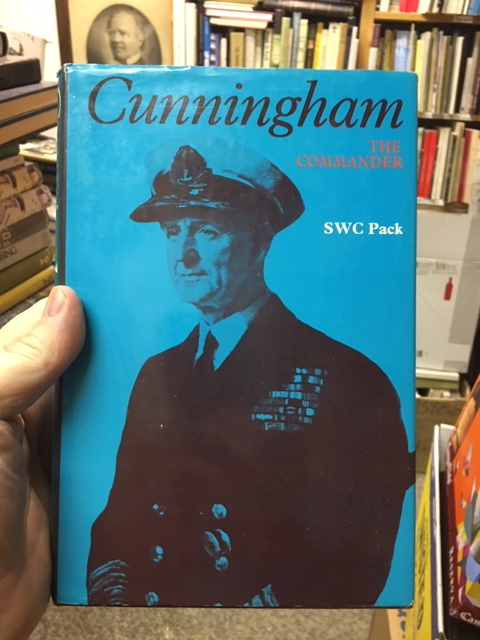 Image for Cunningham : The Commander. First Edition in dustjacket