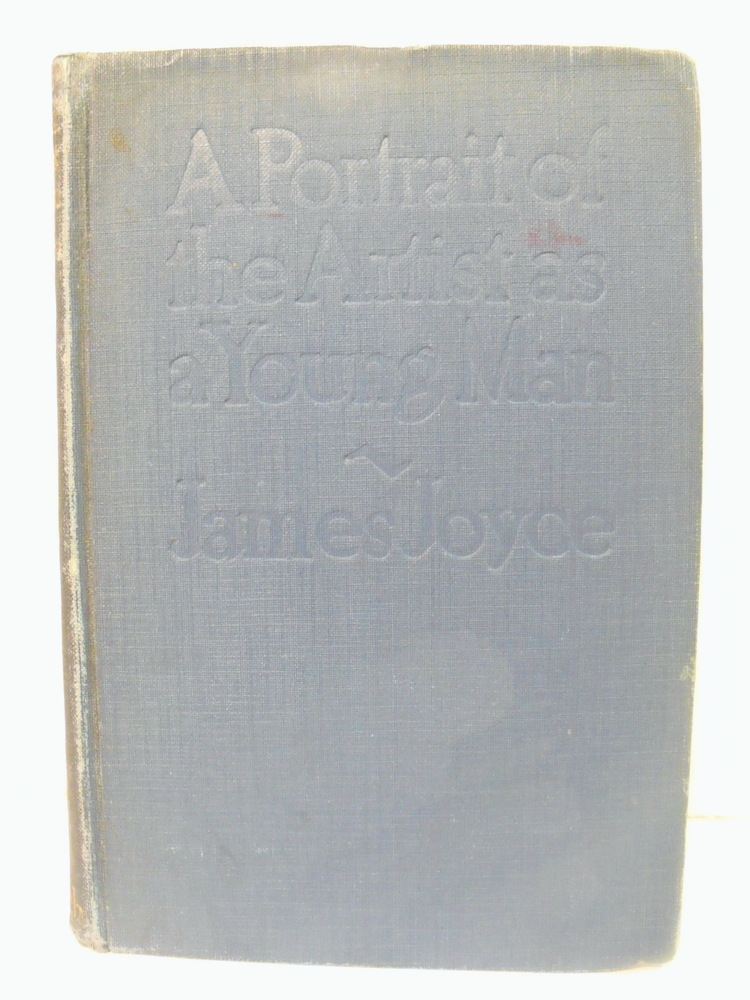 Image for Portrait of the Artist as a Young Man.  First Edition.