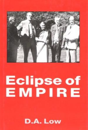 Image for Eclipse of Empire. First Edition in dustjacket
