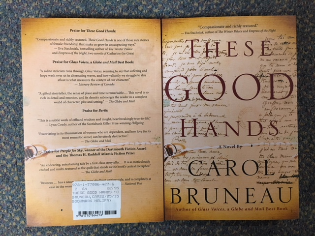 Image for These Good Hands. A novel.  First Edition