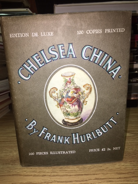 Image for Chelsea China (Edition De Luxe). in dustjacket