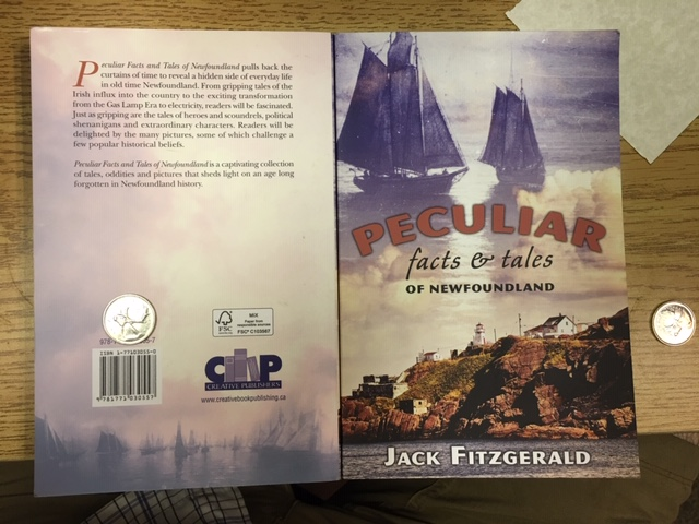 Image for Peculiar Facts & Tales of Newfoundland. First Edition