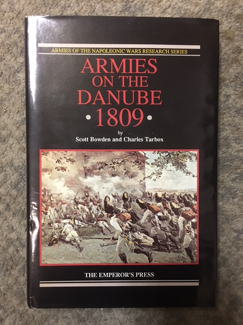 Image for Armies of the Danube, 1809.  Revised and Expanded Edition, in dustjacket.