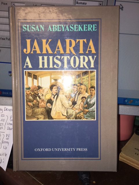 Image for Jakarta : A History. First Edition
