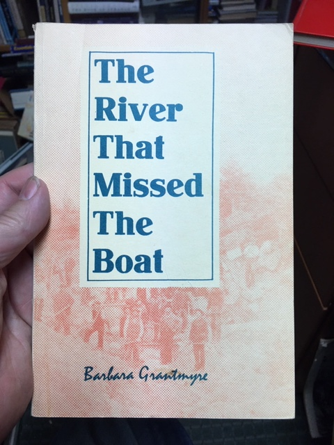 Image for The River That Missed The Boat. First Edition