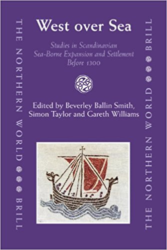 Image for West over Sea :   : Studies in Scandinavian Sea-Borne Expansion and Settlement before 1300 : A Festschrift in Honour of Dr Barbara E. Crawford. First Edition