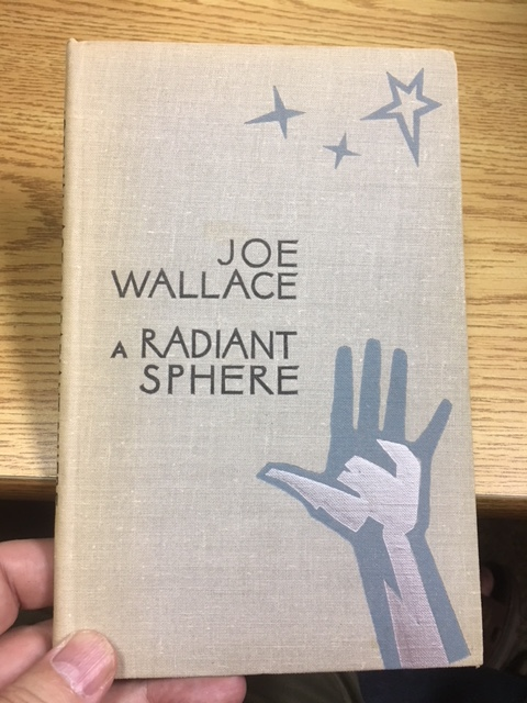 Image for A Radiant Sphere.  First Edition