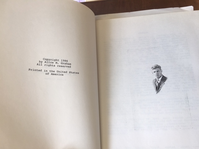 Image for Waite's Story, by Waite Patten, as told to his Daughter, Alice Graham. First Edition.