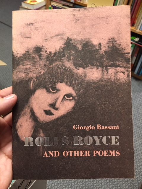 Image for Rolls Royce and other poems.  First English Language Edition