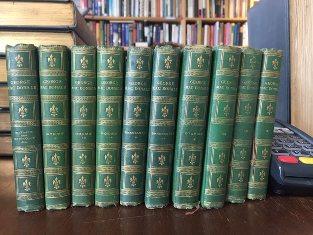 Image for Works of Fancy and Imagination.Ten Volumes. First Edition