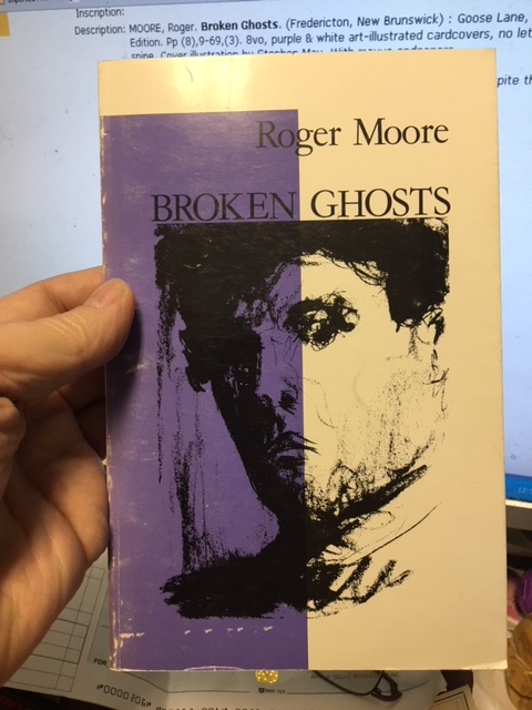 Image for Broken Ghosts.  First Edition, Signed