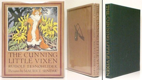 Image for Cunning Little Vixen. 1st US in dj