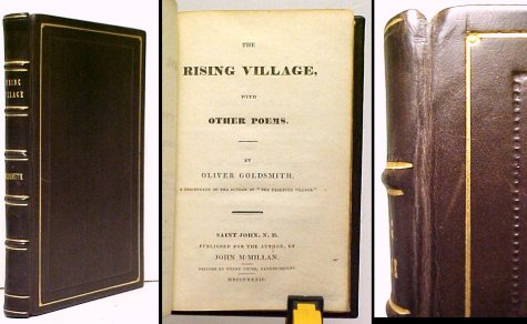 Image for Rising Village and Other Poems. First Edition.
