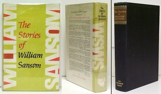 Image for The Stories of William Sansom. First Edition in dustjacket