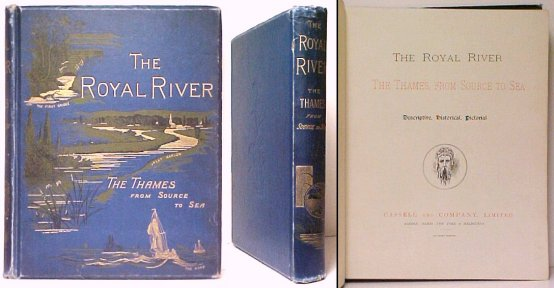 Image for Royal River : The Thames from Source to Sea