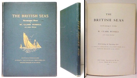 Image for British Seas