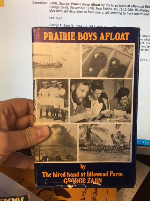Image for Prairie Boys Afloat. First Edition in dustjacket.