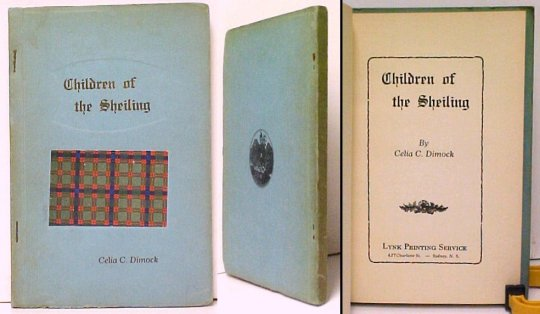 Image for Children of the Sheiling. First Edition