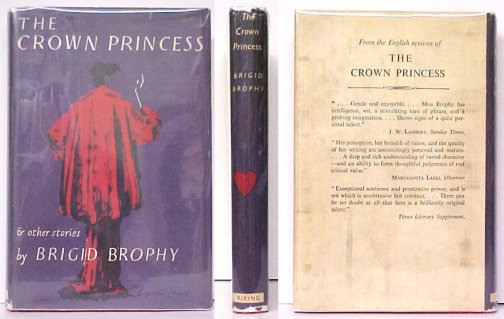 Image for Crown Princess & other stories. First American Edition, 1st issue,  in dustjacket