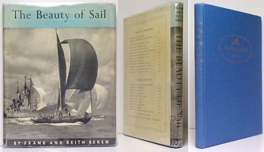 Image for Beauty of Sail. 1st UK in dj