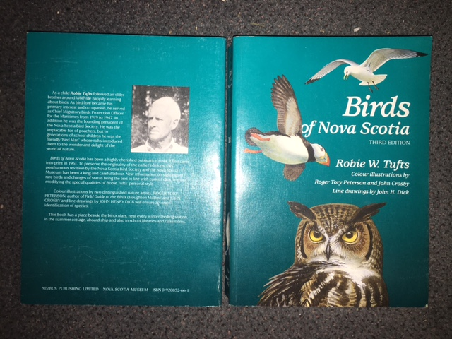 Image for Birds of Nova Scotia. Third edition, paperback