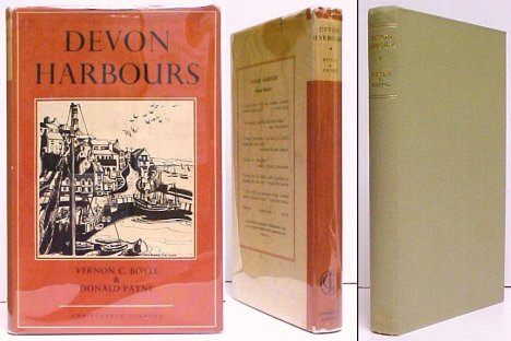Image for Devon Harbours. First Edition in dustjacket.