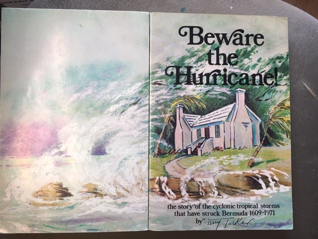 Image for Beware the Hurricane! : The story of The Cyclonic Tropical Storms that have struck Bermuda. Second Edition