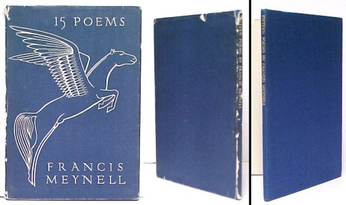 Image for 15 Poems. Limited Edition in dustjacket