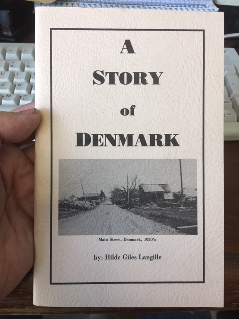Image for A Story of Denmark. First Edition