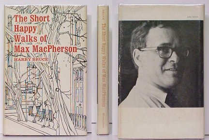 Image for Short, Happy Walks of Max MacPherson. First Edition in dustjacket, Signed