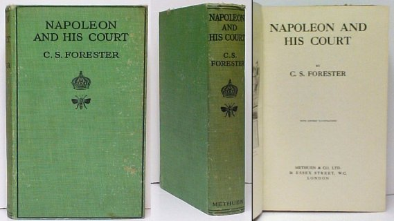 Image for Napoleon and His Court. UK no dj