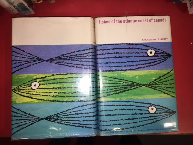 Image for Fishes of the Atlantic Coast of Canada. First Edition in dustjacket