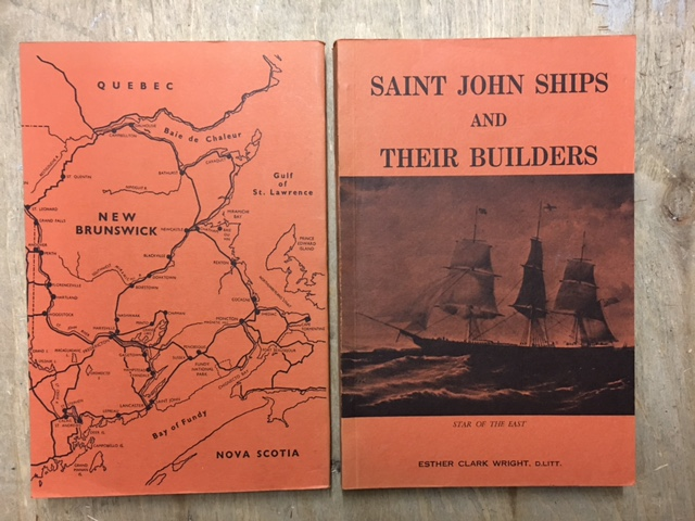 Image for Saint John Ships and Their Builders. First Edition