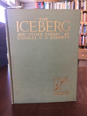 Image for The Iceberg and Other Poems.  First Edition, Signed