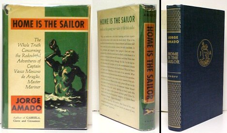 Image for Home is the Sailor. First Edition in dustjacket