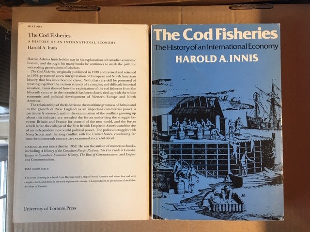 Image for The Cod Fisheries : The History of an International Economy. Revised Edition, Paperback.