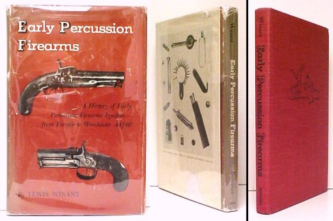 Image for Early Percussion Firearms. 2nd Bonanza printing in dj