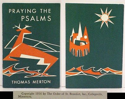 Image for Praying the Psalms. card covers