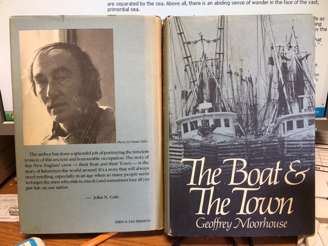 Image for The Boat and the Town  First American Edition in dustjacket