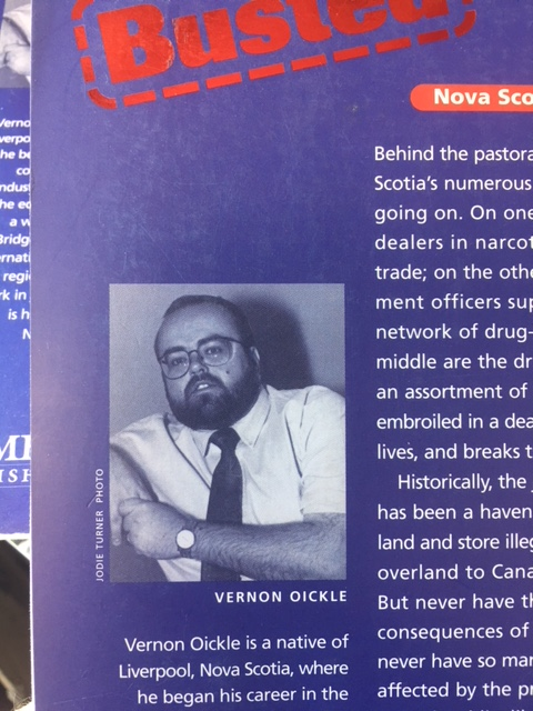 Image for Busted  : Nova Scotia's War on Drugs. First Edition